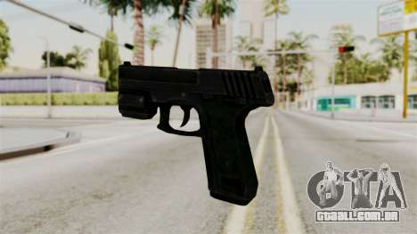 Colt 45 from RE6 para GTA San Andreas segunda tela
