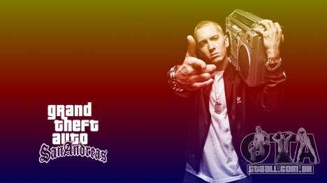 Hip Hop Loadscreens para GTA San Andreas quinto tela
