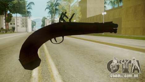 Atmosphere Sawnoff Shotgun v4.3 para GTA San Andreas segunda tela