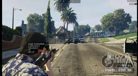 GTA 5 Fallout: San Andreas [.NET] ALPHA 2 sétima screenshot