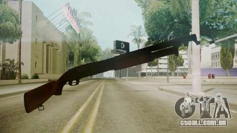 Atmosphere Shotgun v4.3 para GTA San Andreas segunda tela