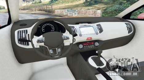 GTA 5 Lada XRAY vista lateral direita