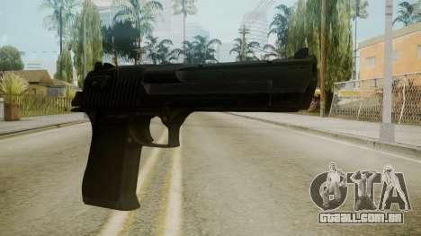 Atmosphere Desert Eagle v4.3 para GTA San Andreas
