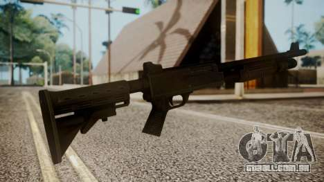 Combat Shotgun from RE6 para GTA San Andreas segunda tela