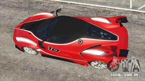 Ferrari FXX-K 2015 para GTA 5