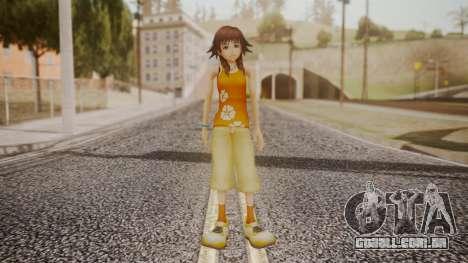 Kingdom Hearts 2 - Olette para GTA San Andreas segunda tela
