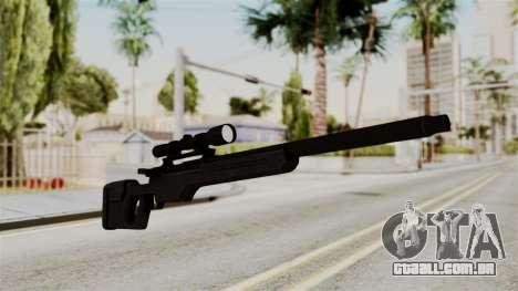 Rifle from RE6 para GTA San Andreas