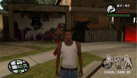 Hip Hop Loadscreens para GTA San Andreas sétima tela