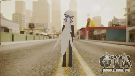 Project Diva Dreamy Theater - Yowane Haku para GTA San Andreas terceira tela