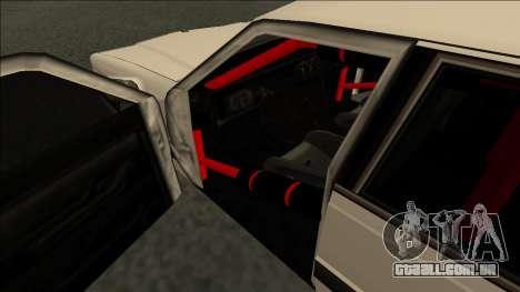 Willard Drift para GTA San Andreas vista direita