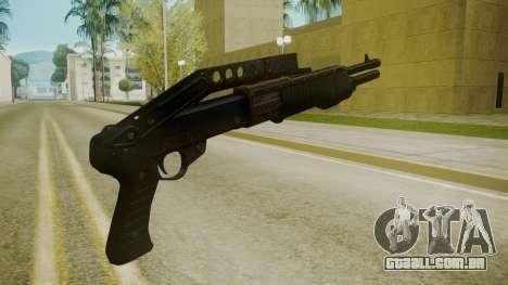 Atmosphere Combat Shotgun v4.3 para GTA San Andreas segunda tela