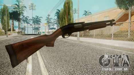Shotgun by EmiKiller para GTA San Andreas segunda tela