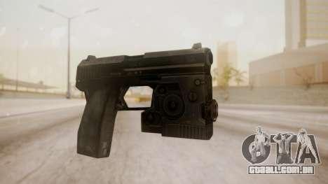 USP 45 from CoD MW para GTA San Andreas