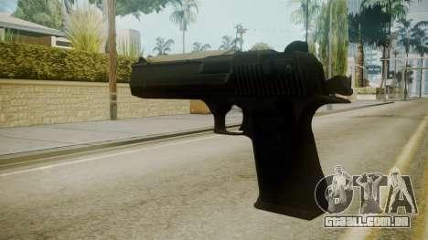 Atmosphere Desert Eagle v4.3 para GTA San Andreas segunda tela