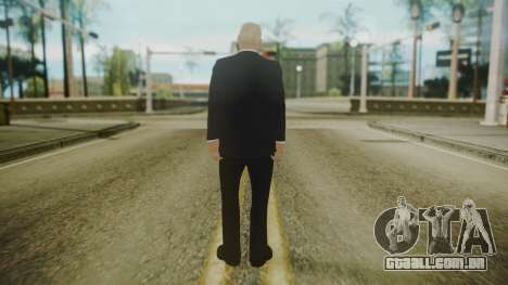 Wmyboun HD para GTA San Andreas terceira tela