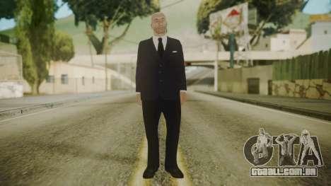 Wmyboun HD para GTA San Andreas segunda tela