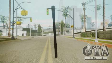 Atmosphere Night Stick v4.3 para GTA San Andreas segunda tela