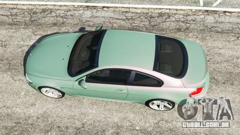 GTA 5 BMW M6 (E63) Tunable voltar vista