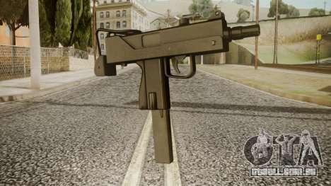 Micro SMG by catfromnesbox para GTA San Andreas