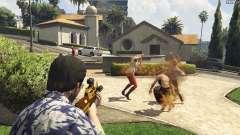 Lança-chamas para GTA 5