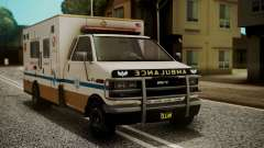 GTA 5 Brute Ambulance IVF