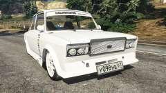 VAZ-2107 Redline 61