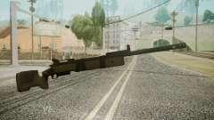 M40A5 Battlefield 3 para GTA San Andreas