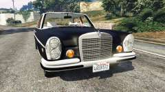 Mercedes-Benz 300SEL 6.3 v1.2.3