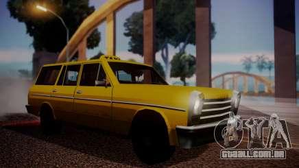 Taxi-Perennial para GTA San Andreas