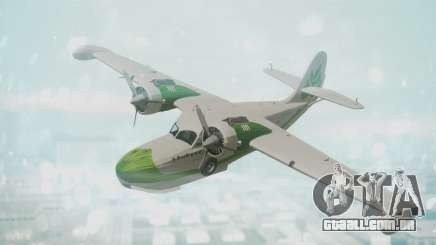Grumman G-21 Goose DQAYL para GTA San Andreas