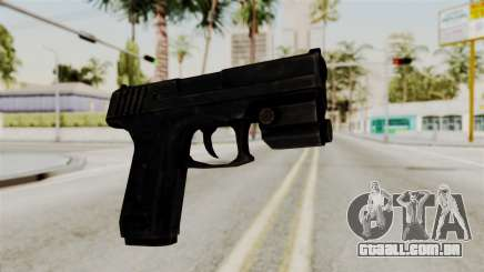 Colt 45 from RE6 para GTA San Andreas