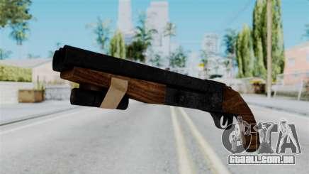 Sawnoff Shotgun from RE6 para GTA San Andreas