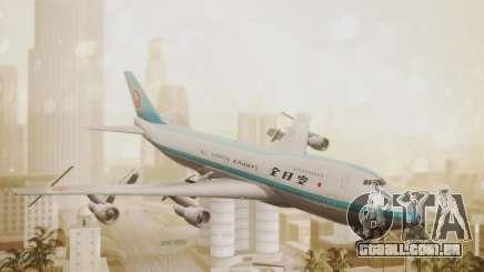 Boeing 747-100 All Nippon Airways para GTA San Andreas