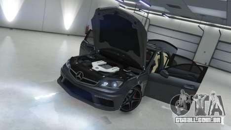 Mercedes-Benz C63 AMG v1