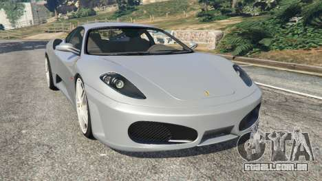 Ferrari F430 2004 para GTA 5