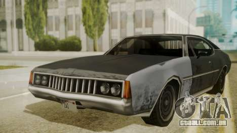 Clover FnF Skin para GTA San Andreas
