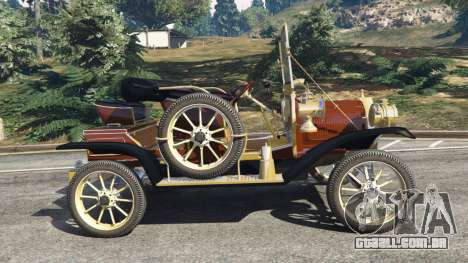 Ford Model T [two colors] para GTA 5