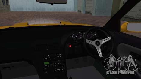 Nissan Onevia Type-X para GTA San Andreas vista direita