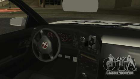GTA 5 Karin Intruder IVF para GTA San Andreas vista direita