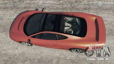 Jaguar XJ220 v1.0 para GTA 5