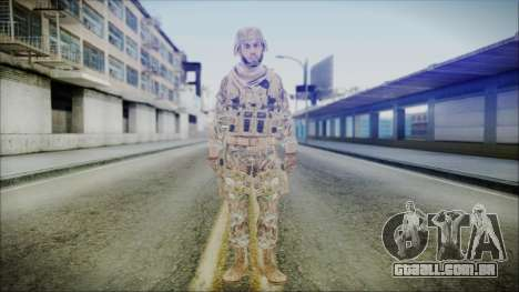 CODE5 India para GTA San Andreas segunda tela