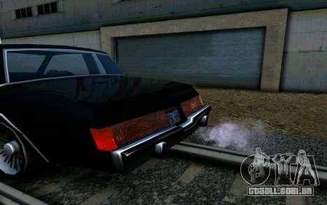 ENB for Medium PC para GTA San Andreas décima primeira imagem de tela