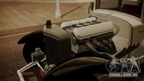 GTA 5 Albany Franken Stange IVF para GTA San Andreas vista direita