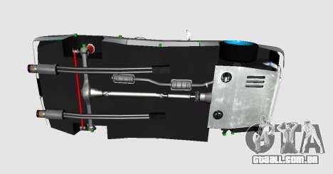 Elegy DRIFT KING GT-1 (Stok wheels) para GTA San Andreas vista direita
