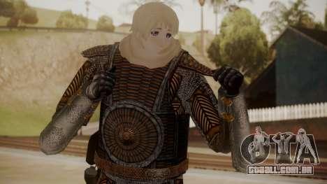 Boyar Knight - 17th Century para GTA San Andreas