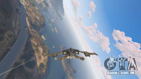 GTA 5 Batwing oitmo screenshot