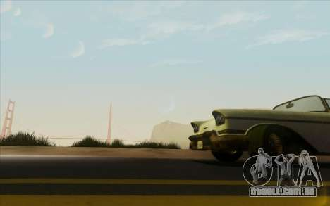 Amazing Graphics para GTA San Andreas sétima tela