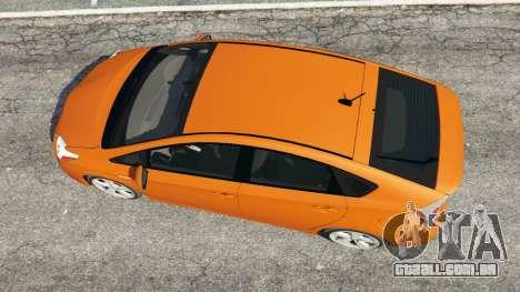Toyota Prius v1.5 para GTA 5