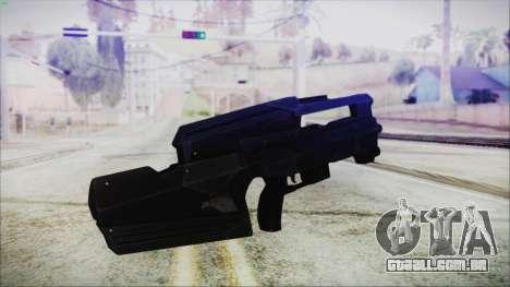VA-1810X Sub Machine Gun para GTA San Andreas segunda tela