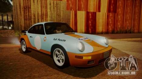 FRU FRU RUF Ctr yellowbird (911) 1987 АПП FIV para as rodas de GTA San Andreas